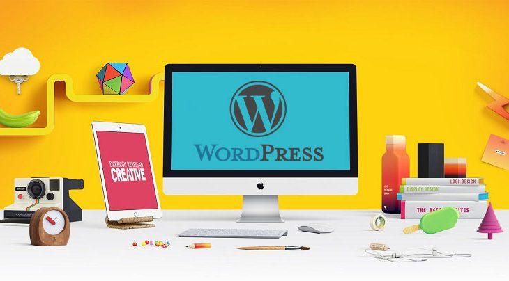 Thiết kế website bằng wordpress - tinh tế ads